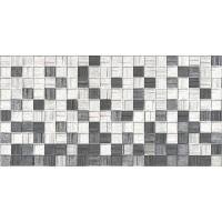 AXIMA плитка настенная МЕГАПОЛИС 250х500мм серая мозайка