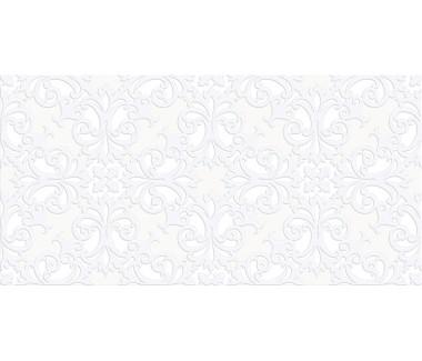 AXIMA плитка настенная ПРОВАНС 250х500мм белая верх