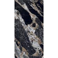 BLUEZONE Керамогранит ARGOS BLACK HIGH GLOSSY 80×160