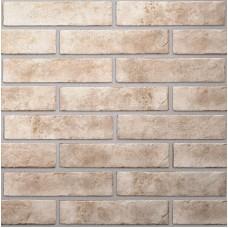 BRICK STYLE  плитка настенная BAKER STREET 22V020 250х60x10 светло-бежевый