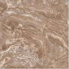 PREMIUM MARBLE LIGHT BROWN (K-954/LR) KERRANOVA, 60*60*1, лаппатированный глазурованный керамогранит