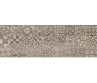 LASSELSBERGER Настенная плитка декор1 Альбервуд 1664-0165 20x60 Коричневый