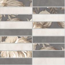 LASSELSBERGER мозаика  разноцветная Фиори Гриджо 1932-0012 30х30