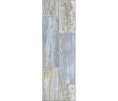 LASSELSBERGER Керамогранит Индиго 6064-0029 20х60 голубой
