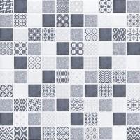 LASSELSBERGER Настенная плитка декор Ингрид 1632-0002 30х30 арт-мозаика