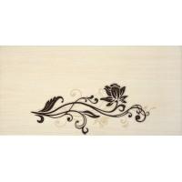 LASSELSBERGER Настенная плитка Кураж 1641-0054 20х40 декор 1