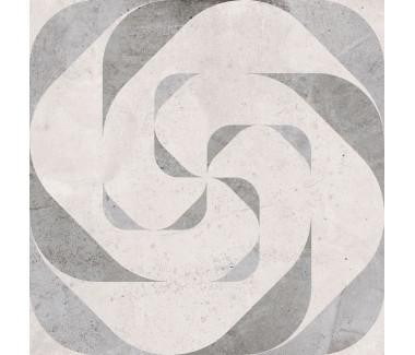 LASSELSBERGER Керамогранит Лофт Стайл 6046-0171 45х45 геометрия серый