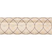 LASSELSBERGER Настенная плитка  декор Модерн Марбл 1664-0009 20х60 светлая