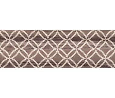 LASSELSBERGER Настенная плитка  декор Модерн Марбл 1664-0031 20х60 темная