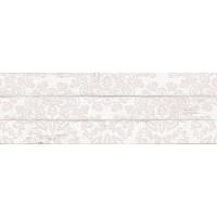 LASSELSBERGER Настенная плитка Шебби Шик декор 1064-0097 20х60  белый