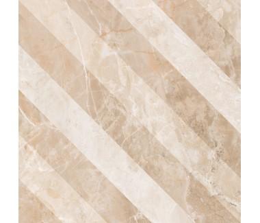 LASSELSBERGER Керамогранит декор Темплар 6046-0344 45x45 орнамент бежевый