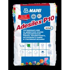 ADESILEX P10 улучшенный белый клей на цементной основе (25 кг)