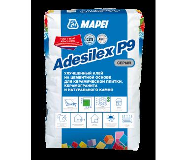 ADESILEX P9 GREY клеевая смесь (25 кг серая)