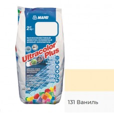 Затирка для швов MAPEI Ultracolor Plus 131 (ваниль)