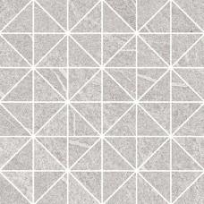MEISSEN KERAMIK Настенная мозаика GREY BLANKET Серый 30x30 Матовая